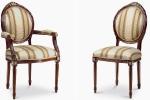 כיסאות יוקרה ואיכות  הפלאוור קולקשיין בשילוב פיתוחים מושב קפיצים דגם 2.9-3.8 LUIGI XVI CRESTA-121-S במידות רוחב-48 עומק -59  גובה מושב-51 גובה כיסא-98 . כיסא עם ידיות דגם 3.7-4.7 -121-C במידות אורך-61 עומק-63 גובה מושב-51 גובה כיסא-98. דוידה מוביל-איטליה.  ניתן לבחירת  צבע וגוון עץ,בד ואו עור. דיזיין .G.D - גלרי דענתיק . ברח' דוד המלך 1 הרצליה פיתוח. www.gallerydeantique.com
