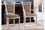כיסאות יוקרה ואיכות מעוצבות עם פיתוחים מושב קפיצים דגם 2.1-2.9 - BOHEME-163-S במידות רוחב-50 עומק -59  גובה מושב-53 גובה כיסא-99 . כיסא עם ידיות דגם 2.5-3.3 - 163-C במידות אורך-61 עומק-63 גובה מושב-53 גובה כיסא-99. דוידה מוביל-איטליה.  ניתן לבחירת  צבע וגוון עץ,בד ואו עור. דיזיין .G.D - גלרי דענתיק . ברח' דוד המלך 1 הרצליה פיתוח. www.gallerydeantique.com