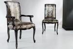 כיסאות יוקרה מושב קפיצים דגם 3-3.5 - MOLLY-171-S במידות רוחב-54 עומק -66  גובה מושב-52 גובה כיסא-105 . כיסא עם ידיות דגם 3.8-4.8 - 171-C במידות אורך-58 עומק-67 גובה מושב-52 גובה כיסא-105. דוידה מוביל-איטליה. ניתן לקבל עם ניטים או סרט . ובבחירת  צבע וגוון עץ,בד ואו עור. דיזיין .G.D - גלרי דענתיק . ברח' דוד המלך 1 הרצליה פיתוח. www.gallerydeantique.com