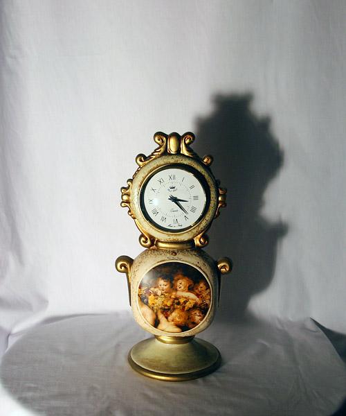 Desktop clock – original gift – שעוני שולחן מתנה מיוחדת ...