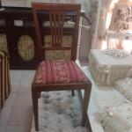 כיסא זליו מעץ דובדבן יחיד ומיוחד איכותי מחיר 3400 ש''ח מחיר מבצע - 1400 ש''ח