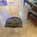 כיסא יחיד ומיוחד מעור דגם ורסאצה איכותי מחיר 6900ש''ח מחיר מבצע - 2500 ש''ח