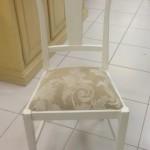 1- כיסא דולפי כפרי וינטז' מרופד במושב לפי בחירה  מחיר רגיל 2300 ש''ח מחיר מבצע למלאי בלבד - 1300 ש''ח