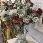 אגרטל מפיוטר וזר פרחים מיוחד במינו