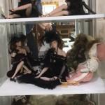 בובות ממוספרות מפורצלן