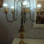 מנורת שולחן מיוחדת ויה ונטו