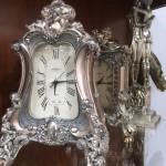 10-שעון מכסף לאשה לעצור את הזמן